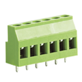 Order from a wide selection of Industrial Rising Clamp fixed wiring PCB terminal blocks from ASI. The metal body provides highly reliable wiring.