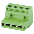 Order Card Edge Terminal Blocks to directly add the PCB Terminal Blocks to the edge of the PCB Board.