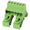 DIN Rail Mount Headers