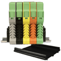 These PCB enclosures and mounting trays are perfect to mount your DIN rail circuit boards. Select the PCB mounting trays and enclosures you need!