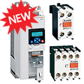 Shop for 3 pole IEC contactor used in switching motor load applications rated up to 7.5HP, DIN rail mounted, at WWW.ASI-EZ.COM.