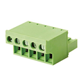 Order pluggable terminal block connectors from ASI. Our PCB connectors are crafted with high-grade materials and nickel-plated copper alloy metal bodies.