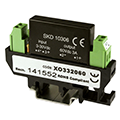 DIN Rail Mount Solid-State Relays