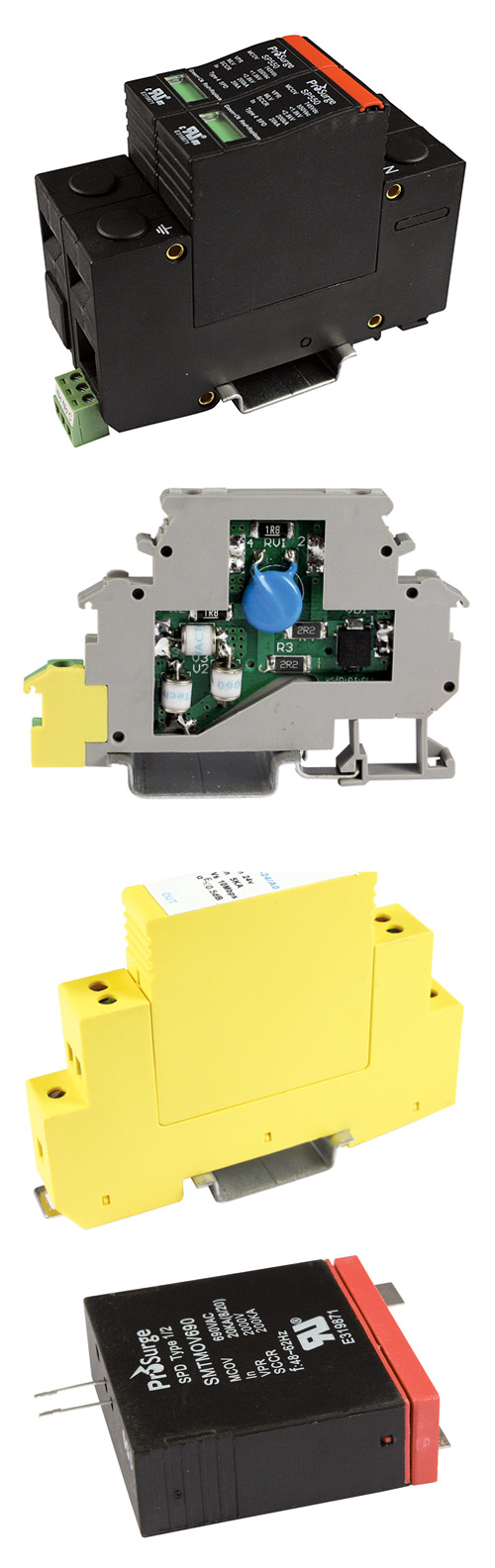 DIN Rail Surge Protection Device