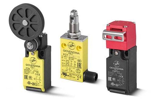 Giovenzana Industrial Limit Switch