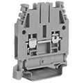 Use ASI DIN rail terminal blocks for quality and savings. We offer Feed Through, Special Function, Multi-Level, NEMA, and More.