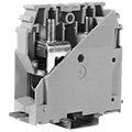 ASI-EZ.com gives you a quality selection of high current terminal blocks up to 450 amps. With two series of blocks to choose from, you can easily find the right block for your application