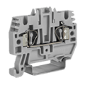 Buy spring clamp terminal blocks online. For quick and reliable wiring connections, order from our large inventory of spring cage terminal blocks.