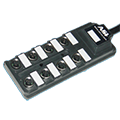 Our sensor cable distribution boxes are available with 4, 6, 8, 10 or 12 ports. Reduce your installation and wiring costs with ASI distribution boxes!