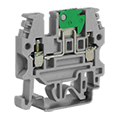 Buy circuit disconnect terminal blocks today! With ASI shorting terminal blocks, you can open the circuit without disconnecting or disturbing the wiring.