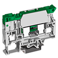 Purchase terminal fuse blocks and DIN rail blade fuse holders today! ASI inventory includes screw clamps, class cc holders, spring clamp types and more.