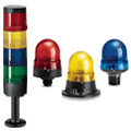ASI offers Signal Tower Stack Lights and Beacon Warning Lights for industrial applications. Order your high quality and heavy duty signal lights at ASI.