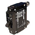 The hydraulic magnetic circuit breakers offer a broad range for panel and rack mounting applications. Browse through our selection of circuit breakers!