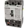 ASI molded case circuit breakers, MCCB, are available in 100, 150,250, 400, 600, 800 and 1200 Amp frame sizes, 2 and 3 pole configurations.